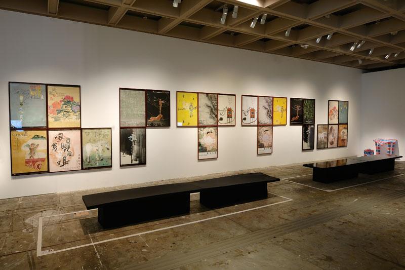 Salah satu area eksibisi dalam Hong Kong Museum of Art. Source: WWY.hk